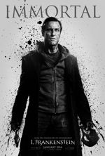 horror i frankenstein 2014