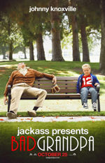 komedia jackass bad grandpa 2013