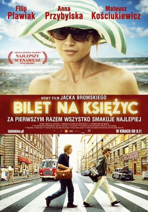 Bilet na Księżyc (2013) w roli głównej Anna Przybylska