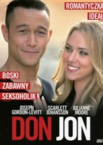 Komedia Don Jon (2013) Gordon-Levitt, Scarlett Johansson