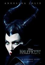 maleficent film dla dzieci 2014