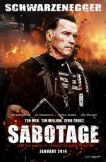 sabotage 2014 Arnold Schwarzenegger