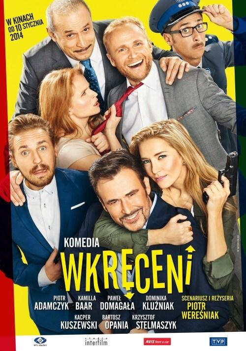 Polska komedia Wkręceni (2014) Piotr Adamczyk