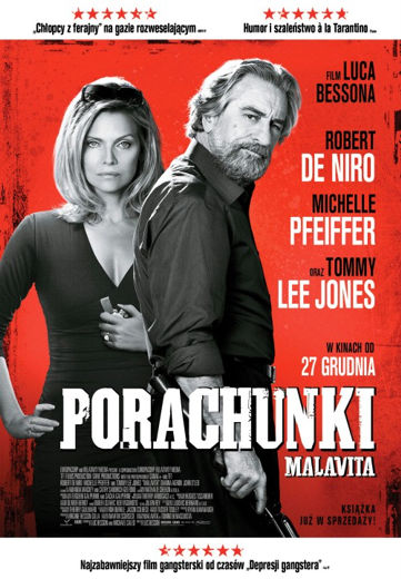 Porachunki - The Family (2013) Luc Besson
