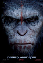 Ewolucja planety małp Dawn of the Planet of the Apes 2014