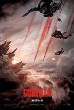 film akcji Godzilla 2014