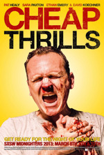 film thriller Cheap thrills 2014