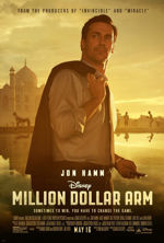 komedia sportowa 2014 Million Dollar Arm