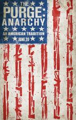 Horror The Purge Anarchy Noc Oczyszczenia 2 2014