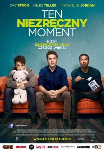 Komedia Ten niezreczny moment  That Awkward Moment  (2014)