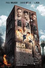 nowości filmowe Najlepszy z najlepszych Brick Mansions Paul Walker 2014