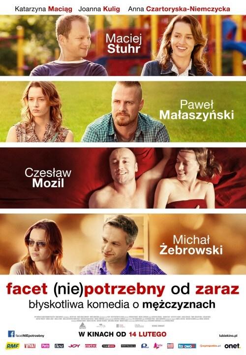 Polska Komedia na walentynki 2014 Facet (nie)potrzebny od zaraz