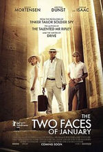 film The Two Faces of January 2014