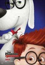 film animowany dla dzieci Pan Peabody i Sherman 2014