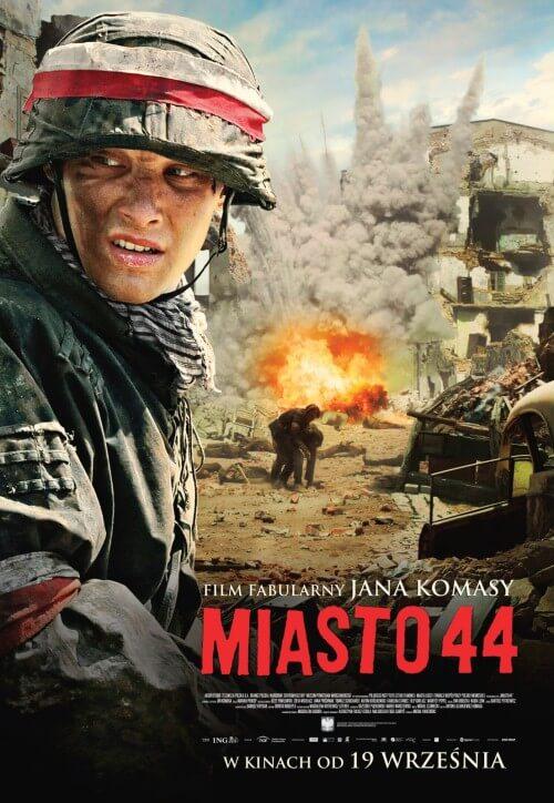 Film wojenny Miasto 44 (2014)