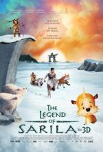 film dla dzieci SARILA: PODRÓŻ DO KRAINY LEGEND The Legend of Sarila 2014