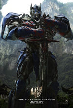 Transformers 4 Wiek zagłady Transformers 4 Age of Extinction 2014