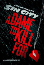 film Sin City 2 Damulka warta grzechu 2014