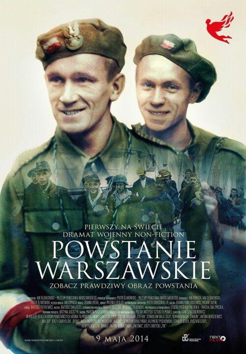 Dokumentalny Film Powstanie Warszawskie (2014)