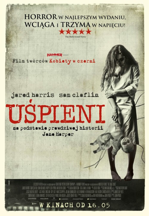 Horror Uśpieni  The Quiet Ones (2014)