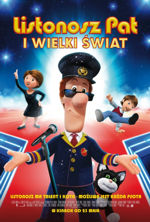 film dla dzieci Listonosz Pat i wielki świat 2014