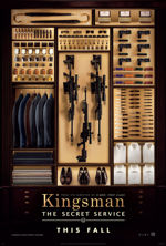 film kingsmen secret service 2014