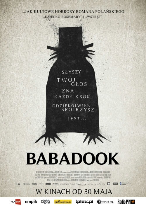 Horror Babadook (2014