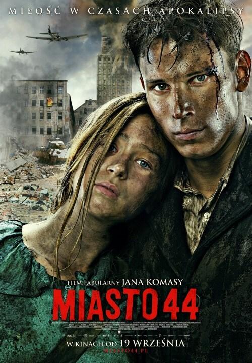 Polski film wojenny Miasto 44