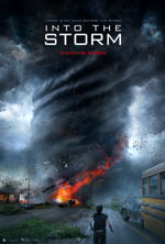 film akcji Epicentrum  Into the Storm 2014