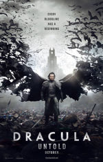 film fantasy Dracula Untold 2014