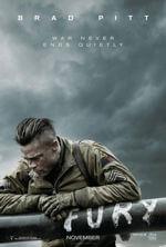 film wojenny fury 2014  Brad Pitt