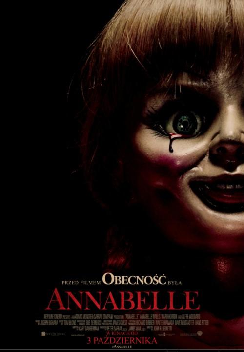 Dobry Horror Annabelle (2014)
