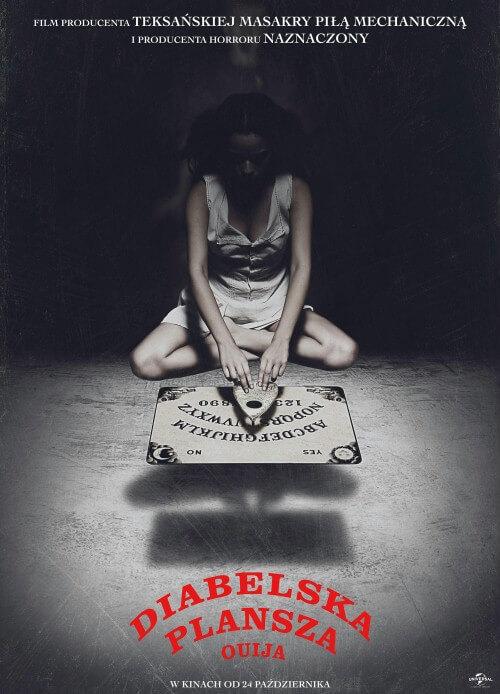 Dobry Thriller Diabelska plansza Ouija (2014)