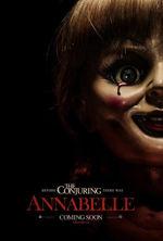Horror Annabelle 2014