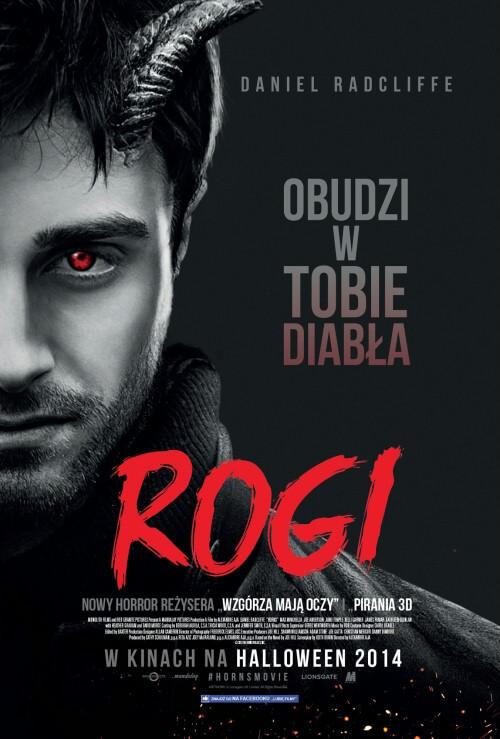 Horror Rogi  Horns (2014) Daniel Radcliffe