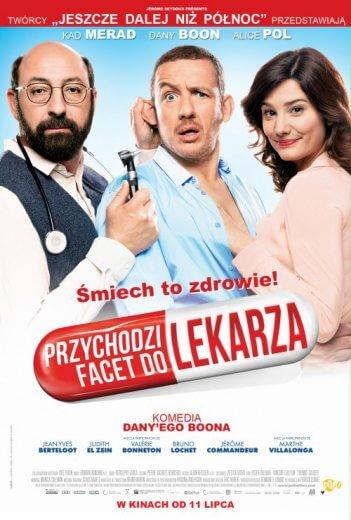 Komedia Przychodzi facet do lekarza (2014) Napisy PL