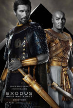 Film akcji 3D Exodus: Bogowie i królowie 2014