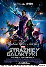 film akcji Strażnicy Galaktyki 2014