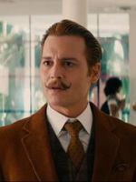 Film akcji Bezwstydny Mortdecai 2015 Johnny Depp