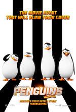 Film dla dzieci Pingwiny z Madagaskaru (2014)