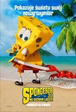 Film dla dzieci 3D Spongebob na suchym lądzie 2015