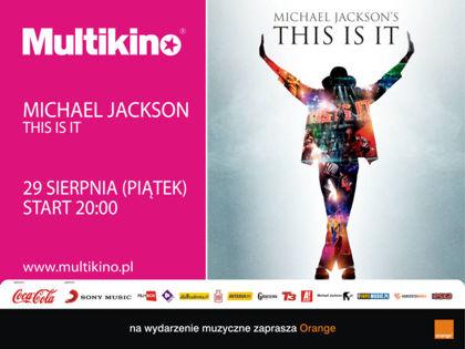 Król Popu jest tylko Jeden! Michael Jackson na Wielkim Ekranie