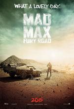 Film 3D Mad Max Na drodze gniewu Fury Road 2015