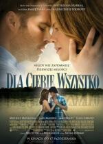 Melodramat Dla ciebie wszystko (2014) Napisy PL