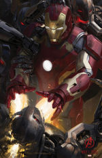 Film Avengers Age of Ultron 2015