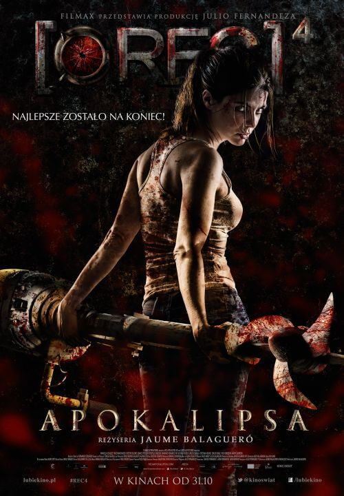 Horror [REC] 4 Apokalipsa (2014)