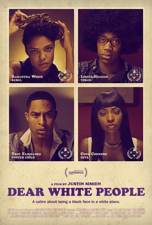 Komedia Dear White People (2014)