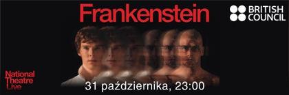 National Theatre Live Frankenstein 2014
