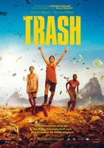 film przygodowy Śmiec Trash 2014