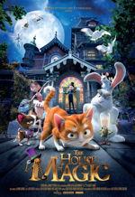 Film animowany dla dzieci Piorun i magiczny dom 3D